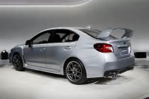 2015 Subaru Wrx Sti 0 60 2015 Subaru Wrx Sti Look Motor Trend