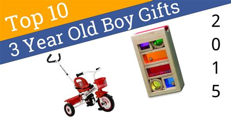 10 best 3 year old boy gifts 2015 youtube