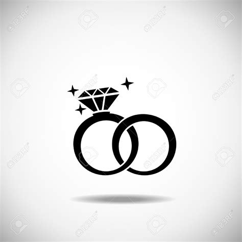 Wedding Rings Vector by Ring Clipart Married Ring Pencil And In Color Ring