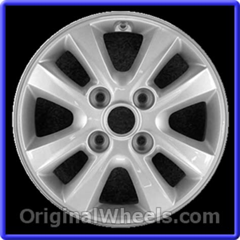 Kia Spectra Tire Size 2009 Kia Spectra Rims 2009 Kia Spectra Wheels At