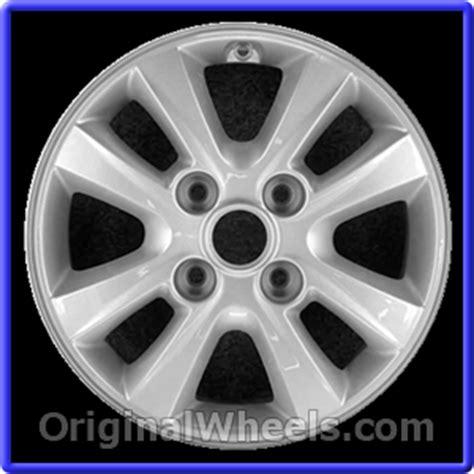 2009 kia spectra rims 2009 kia spectra wheels at