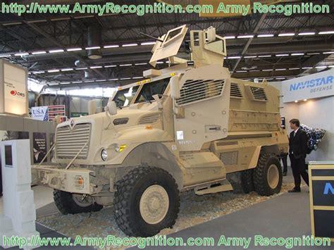 maxxpro  mrap  resistant ambush protected armored