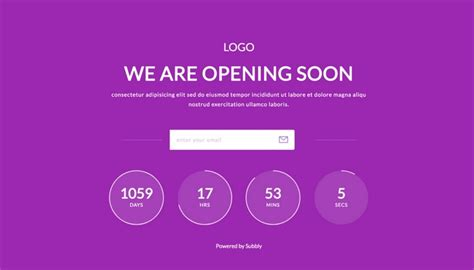 Subbly The Subscription Ecommerce Platform For Entrepreneurs Subscription Box Website Template