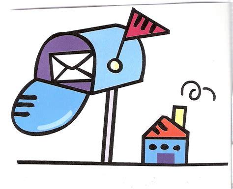 usps postal box clipart