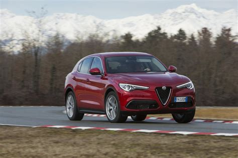 2017 Alfa Romeo Stelvio by Alfa Romeo Stelvio 2017 International Drive Cars