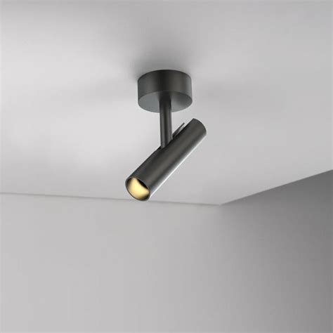 nordlux mib 3 led wall ceiling light black