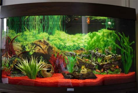 Unique Fish Tank Decorations by 2 Unique Aquarium Air D 233 Cor