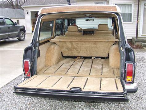 jeep wagoneer trunk jeep wagoneer klassiekerweb