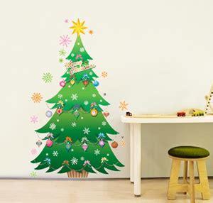 Christmas Tree Wall Sticker x mas xmas christmas