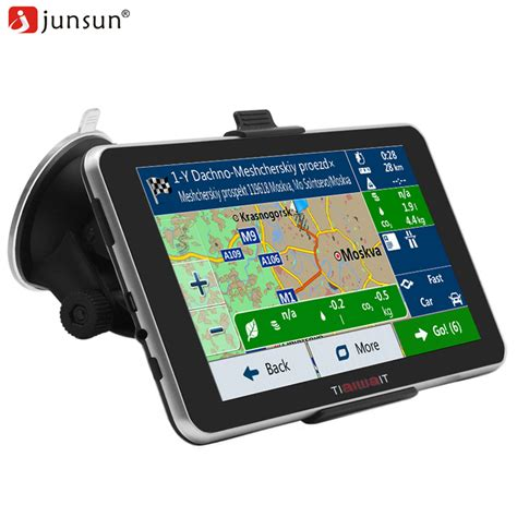 best gps for android aliexpress buy best 7 inch android car gps navigation 16gb bluetooth wifi fm