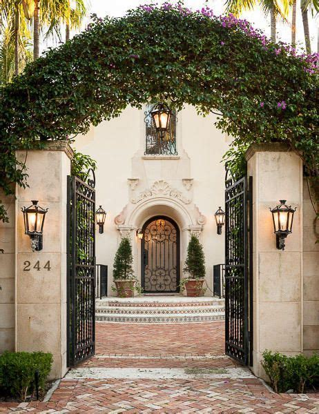 pix for spanish style house curb appeal pinterest spanish style home stairs entries foyers and window