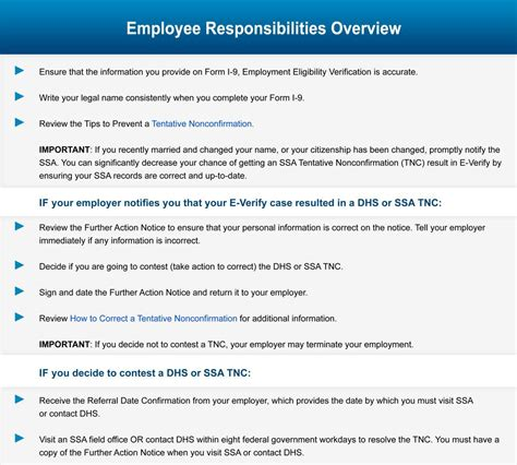 statement of employees rights section 30 employee rights and responsibilities uscis