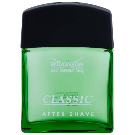 best classic aftershave wilkinson sword classic aftershave water notino co uk