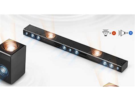 Samsung Hw N950 Samsung Hw N950 Zc 4 Channel Basic Soundbar Black Canada Electronicsforless Ca Hw N950 Zc
