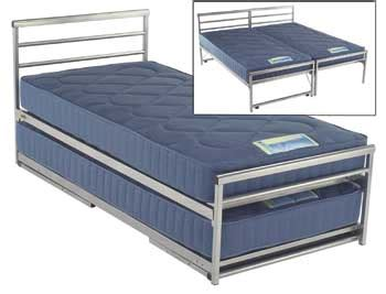 comfortable hideaway beds jay be gemini hideaway bed guest bed review compare