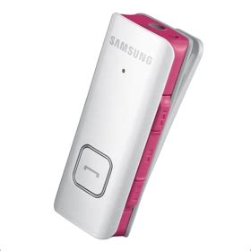 Headset Bluetooth Samsung Hs3000 digitalsonline samsung hs3000 stereo bluetooth headset clip on pink apt x codec