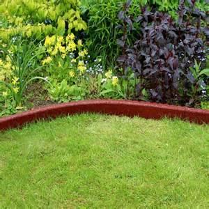 Landscape Edging Blue Hawk Lawn Edging Rubber Lawn Xcyyxh