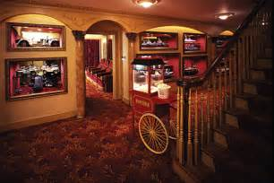 Cinema Decor For Home Home Theater Decor Concessions Home Theatre Basements Rooms And Room