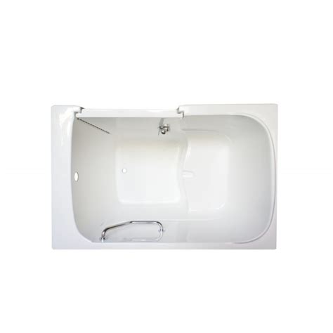 therapy bathtubs care series 3355 soaker walk in tubs american therapy