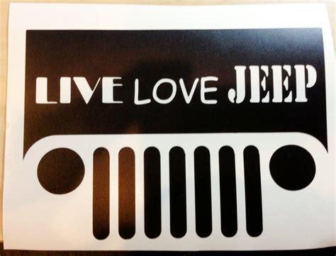 jeep grill sticker 322 best vinyl ideas images on pinterest car decal car