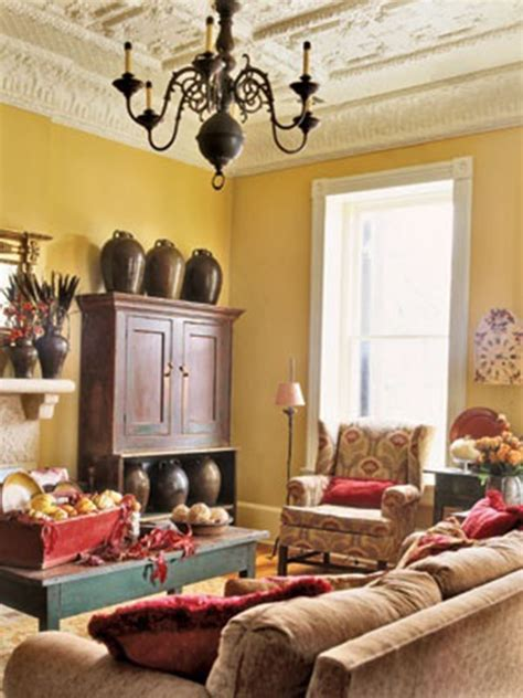 Yellow Walls Living Room by Yellow Color For Your Interior Design