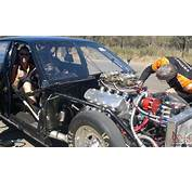 VN Commodore Drag CAR Full Chromoly Tube Chassis Funny