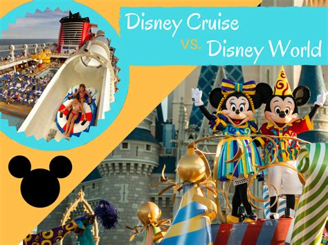 Disney For - disney cruise vs disney world which to choose and why