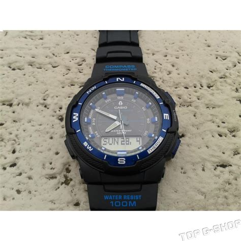 Casio Outgear Sgw 1000 2b Original casio outgear sgw 500h 2b