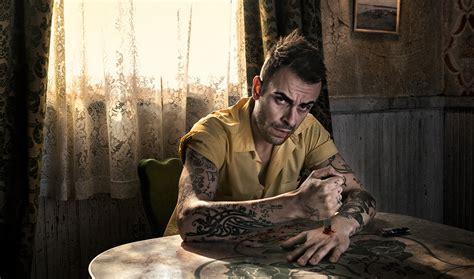 joe gilgun tattoos blogs preacher preacher q a joseph gilgun cassidy