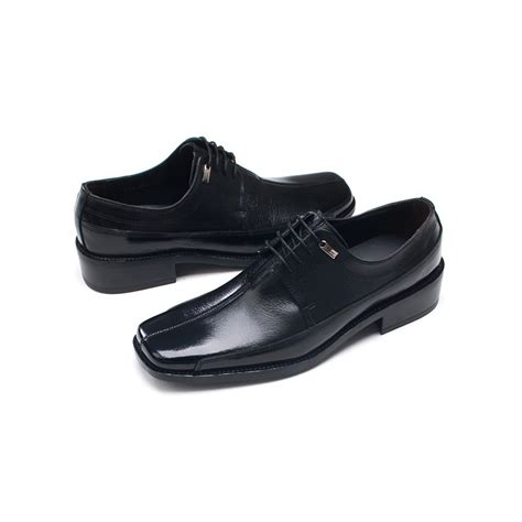 mens black flat shoes mens dress shoe leather sole sandals