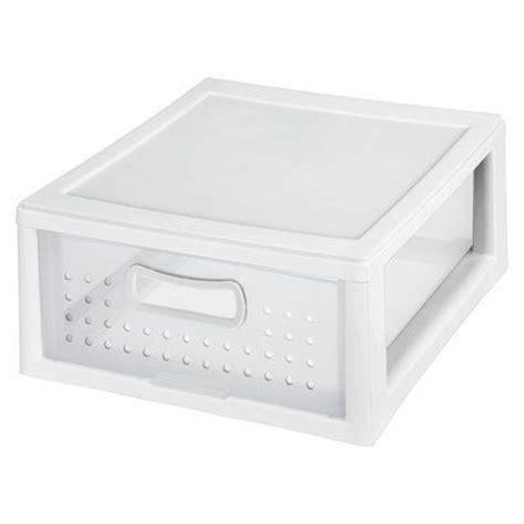 sterilite 2360 medium modular drawer sterilite small white modular storage drawer the labs