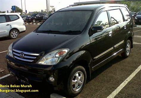 Sarung Jok Mobil Xenia 2004 2005 pasaran mobil daihatsu xenia bekas murah th 2004 2005 2006 2007 2008 update mei 2018