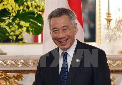 lets talk about lee hsien loong and ho ching marriage archive singapore s prime minister begins vietnam visit talk vietnam