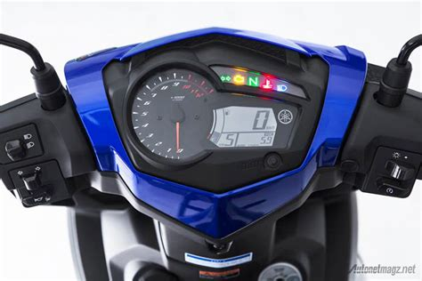 Speedometer Digital Jupiter Mx ini dia detail dan spesifikasi yamaha jupiter mx king 150