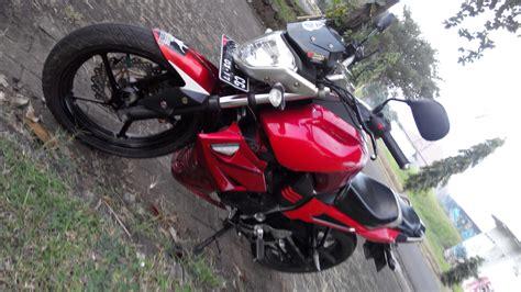 Jual Merah Jual Kebo Yamaha Byson Merah 2012 Jual Motor Yamaha