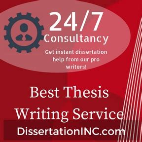 best dissertation service best thesis writing service thesis writing service