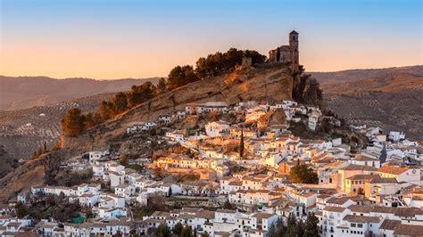 imagenes mas vistas y bonitas montefr 237 o un pueblo con hermosas vistas en granada