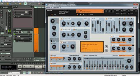 audio desk recording software free digital audio workstation list recording studio 9