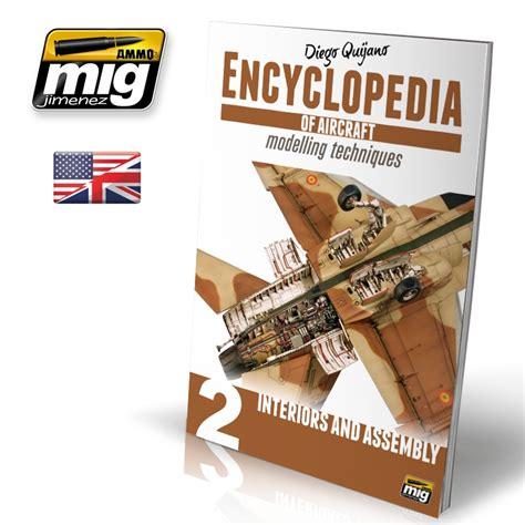 encyclopedia vol 2 encyclopedia of aircraft model vol 2 ammo of mig jimenez 6051