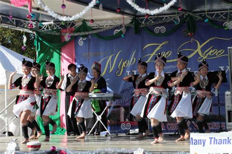 history of new year festival la crosse area hmong community new year celebration a