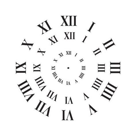 free printable square clock faces square clock face clipart best