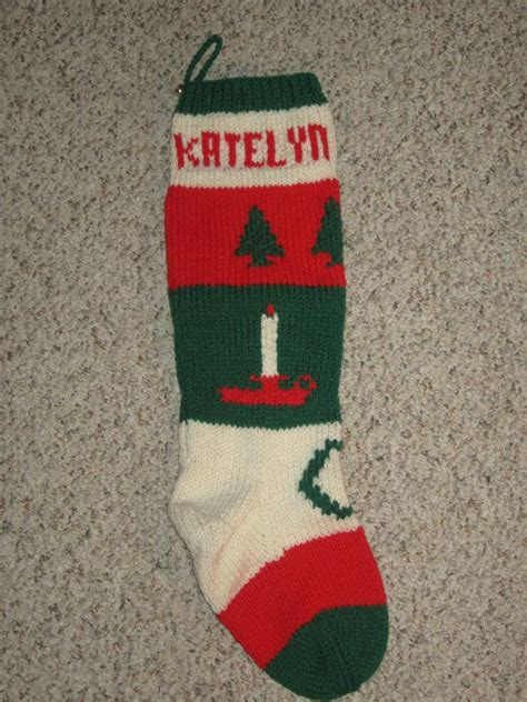 knitting pattern for baby christmas stocking 17 best images about christmas ideas on pinterest