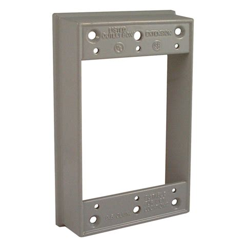 Electrical Ceiling Box Extender by Ceiling Box Extension Ring Ceiling Free Engine Image For