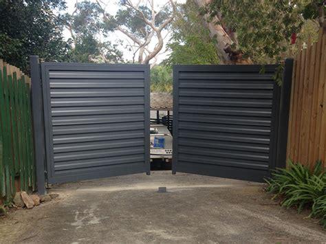 Designing Your Own House automatic gates in sydney driveway gates sliding gates