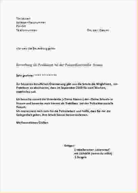 Bewerbung Fur Oder Um 7 Bewerbung F 252 R Einen Praktikumsplatz Resignation Format