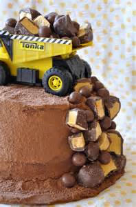 construction birthday cakes boys food amp beverage