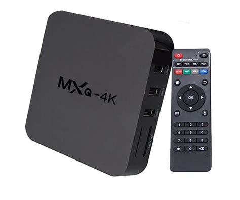 Android Tv Box Termurah Android Tv Box Mxq 4k With Kodi Jolly S Discounts