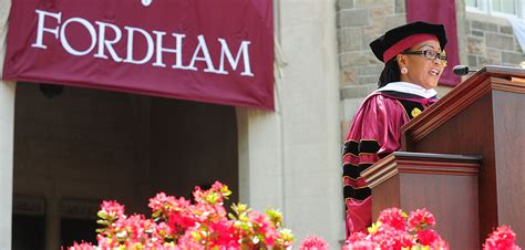 Fordham Executive Mba Tuition by 170th Commencement Honors The Class Of 2015