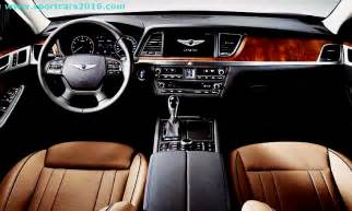 Hyundai Genesis Sedan Interior 2017 Hyundai Genesis Coupe Review Horsepower Interior
