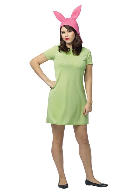 bobs burgers louise women costume tv show costumes